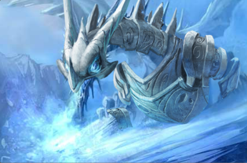 Frost Dragon: Image - Armored Frost Dragon.PNG