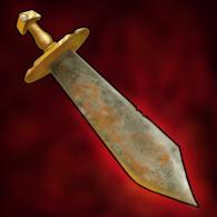 Item Old Dirty Bastard Sword