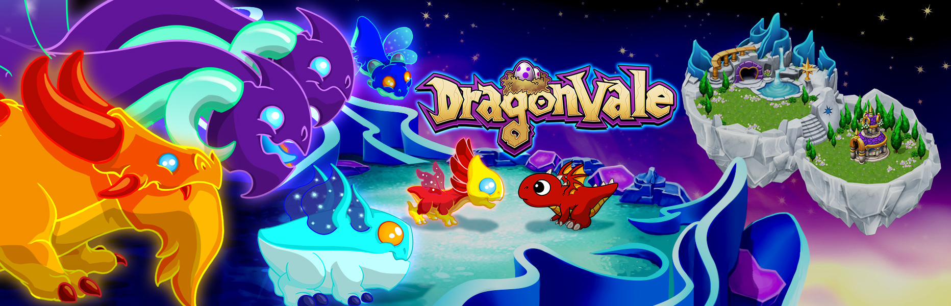 DV 3 0 Update and Galaxy Dragons | THE Dragonvale Community
