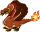 BronzeOlympusDragonAdult