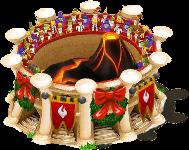 FireColosseumWinter2012