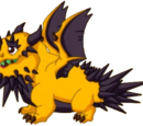 Lodestone Dragon