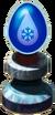 Icy Torrent Pedestal