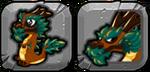 BronzeDragonButton
