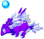 CrystalDragonTwinJuvenile