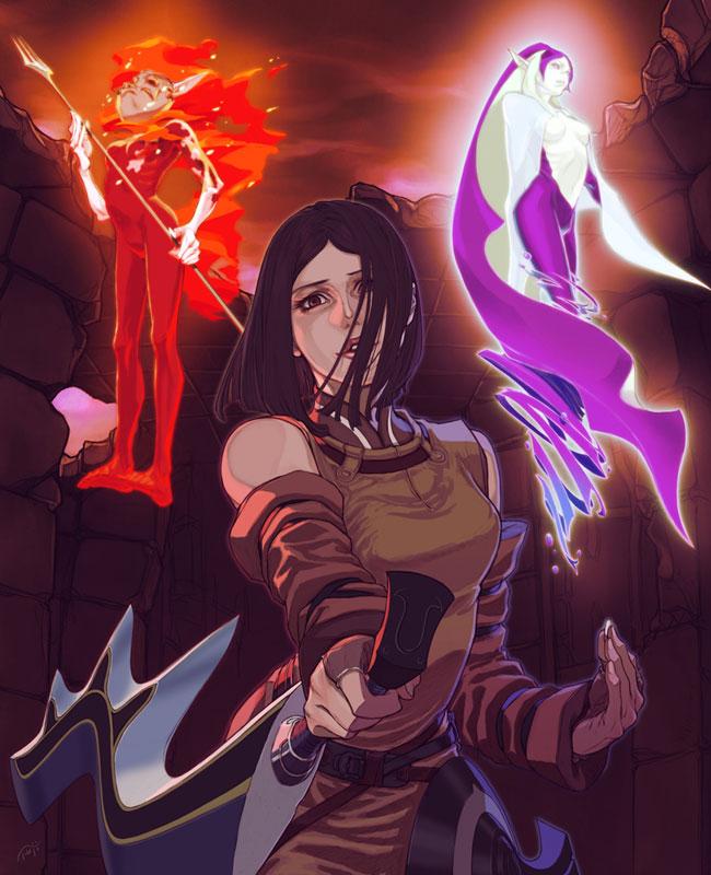 arioch drakengard wiki fandom powered by wikia