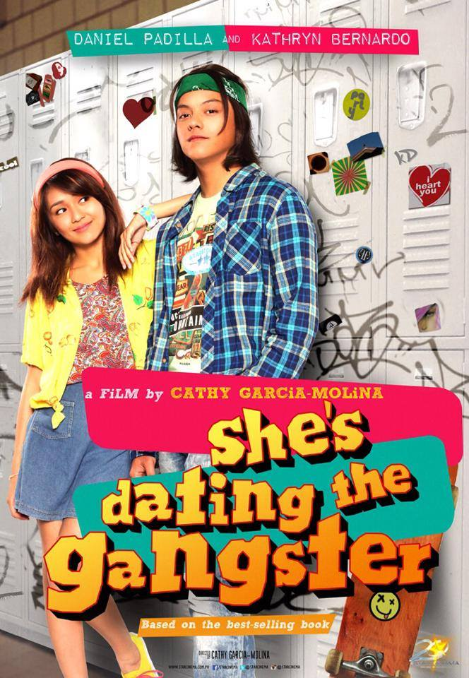 She is Dating the Gangster