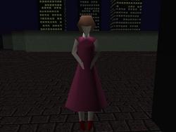 Ghost Woman Edit