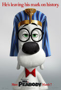 Mr peabody sherman poster full