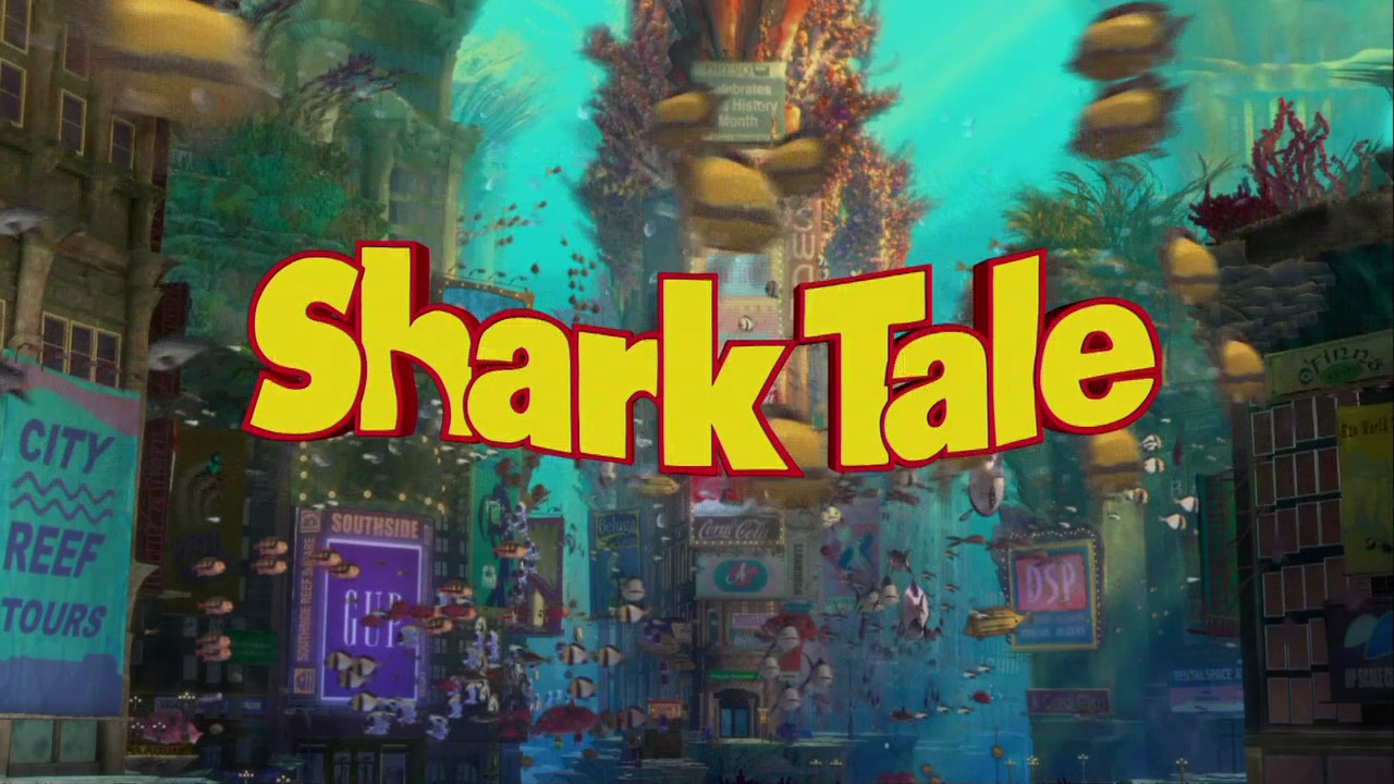 shark tale dreamworks animation wiki fandom powered by