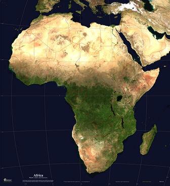 Africa physical lg