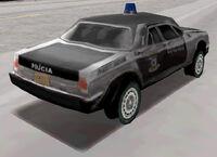 Driver 2 Rio Police Car 2