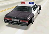 Driver Wheelman Miami Police 2