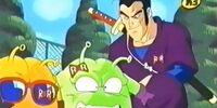 Gokuu-kun Arale no Gakkou de Dai Pinch!