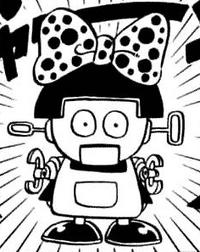 Hanako manga