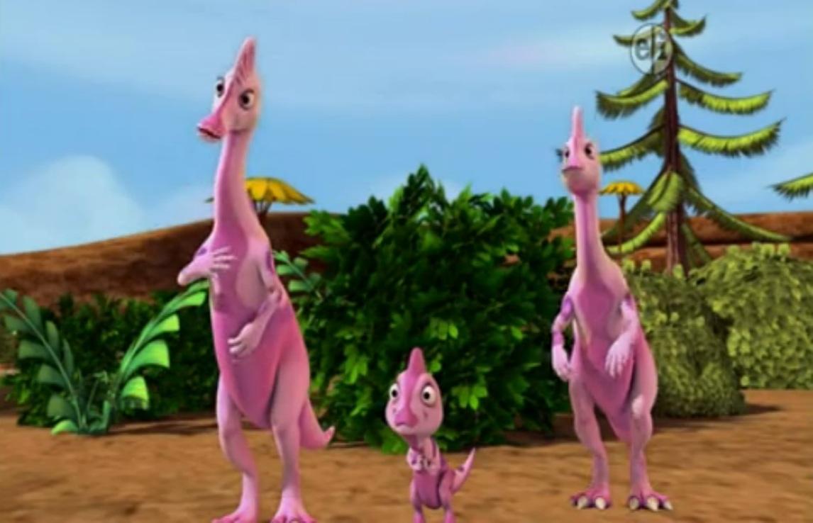 corythosaurus family dinosaur train wiki fandom