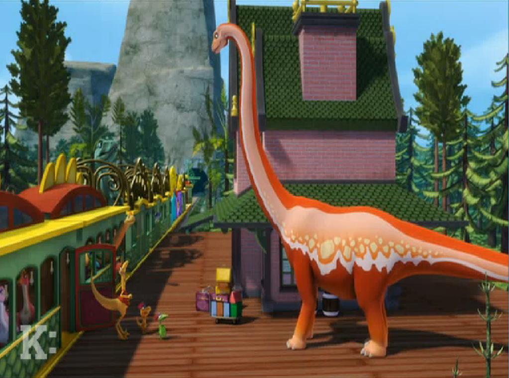 Dinosaur Train Apatosaurus Image - Jowan.p...