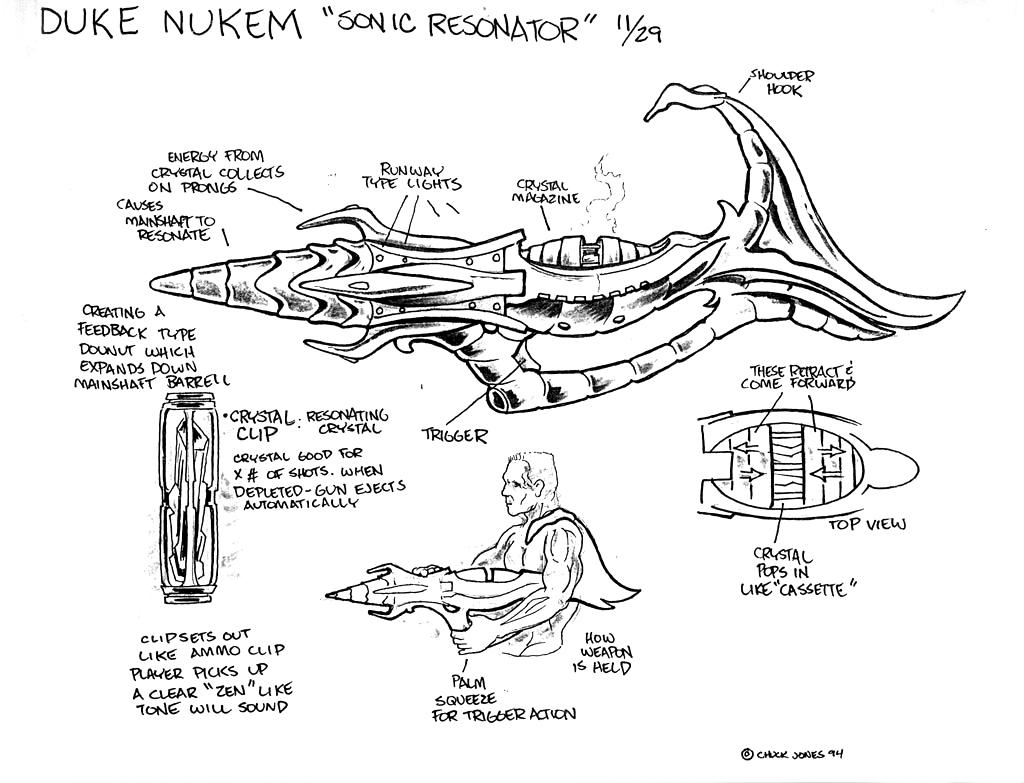 Sonic Resonator | Duke Nukem Wiki | Fandom powered by Wikia