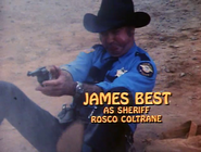James Best - Title Card 2