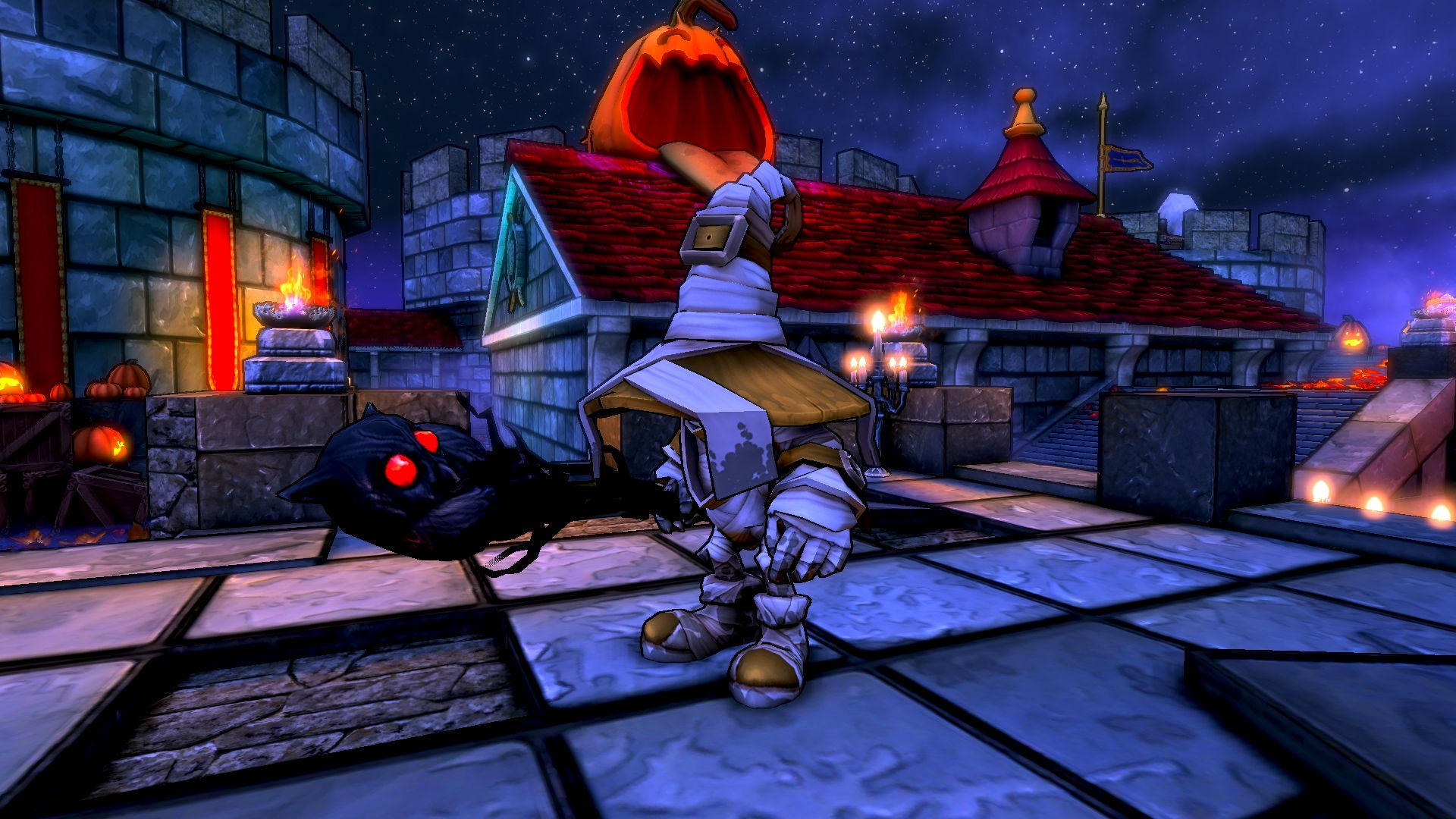 Mummy costume dungeon defenders wiki fandom powered by wikia - Dungeon defenders 2 console ...