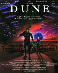 Dune Cover front