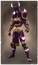 Spined crystalmar armor
