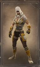 Eagle guardian harnest