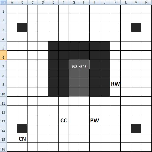 Gestalt 4e Test encounter 1