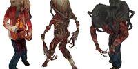 Headcrab Zombie (3.5e Monster)