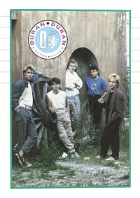 Duran duran aston villa concert 1983