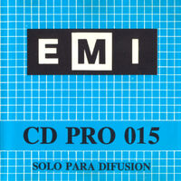 EMI CD Pro 015 duran duran duran