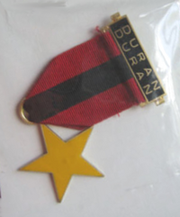 1987 tour medal duran duran