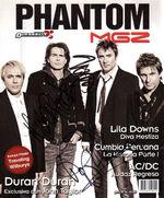 Duranasty scans phantom mag peru november 2008