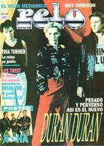 Pelo 1989 duran duran magazine