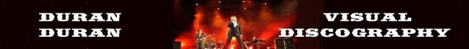 Duran duran discography wikipedia visual collection 2AA