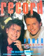 Record mirror magazine duran duran