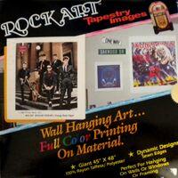 Rock Art Duran Duran Tapestry Seven and The Ragged Tiger ALBUM WIKIPEDIA COM