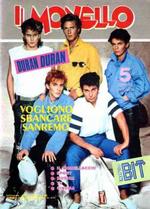 MONELLO no.41 1984 italia magazine duran duran