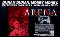 Duran duran arena an absurd notion