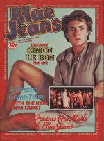 Blue Jeans Magazine 25 June 1983 No. 336 Simon Le Bon of Duran Duran wikipedia
