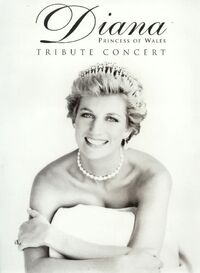 Althorp Park diana tribute concert programme wikipedia duran duran
