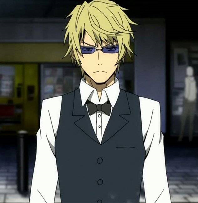 shizuo heiwajima wiki durarara fandom powered by wikia