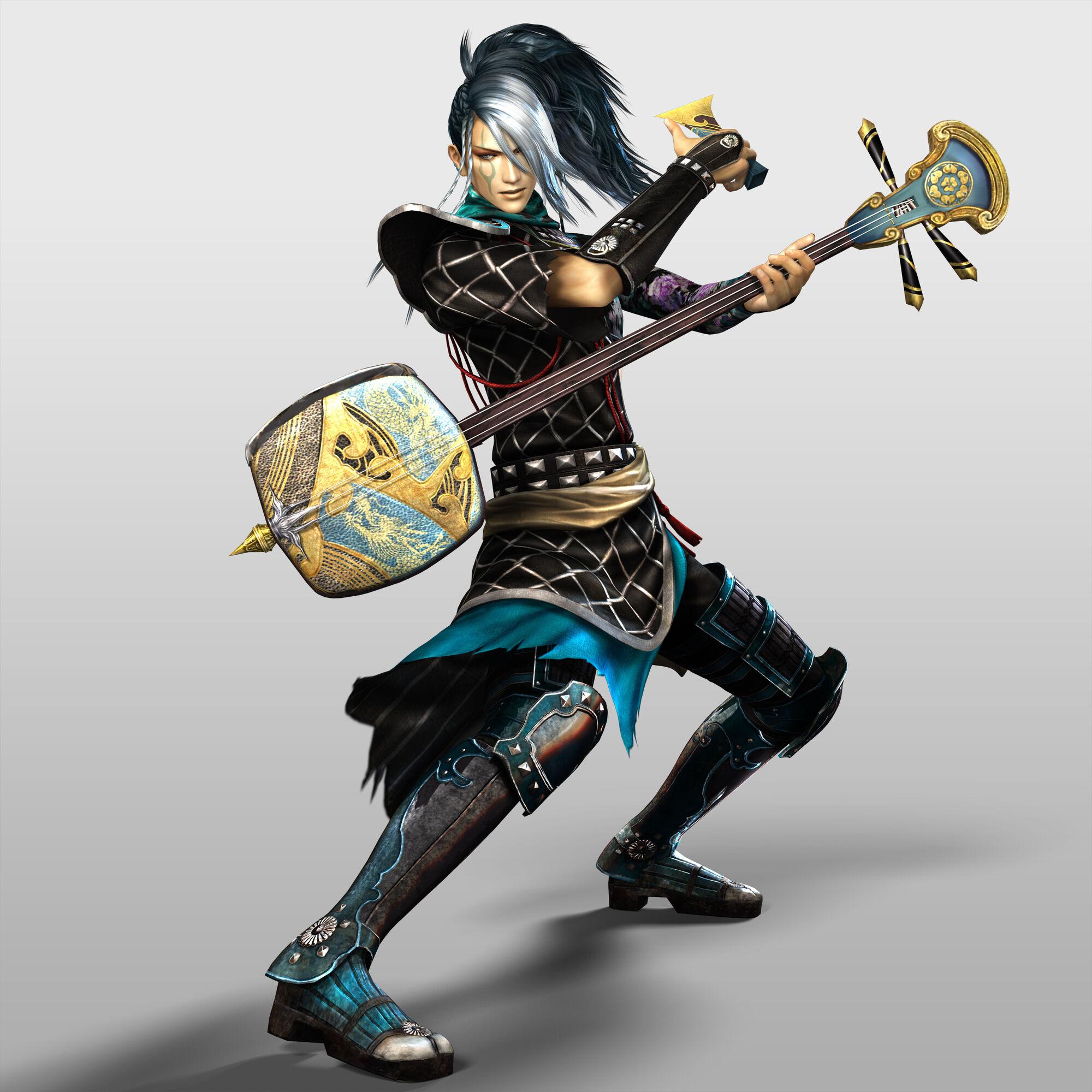 Warriors Orochi 4 Characters List: Image - Motochika-sw4.jpg