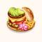 Avocado Hamburger (TMR)