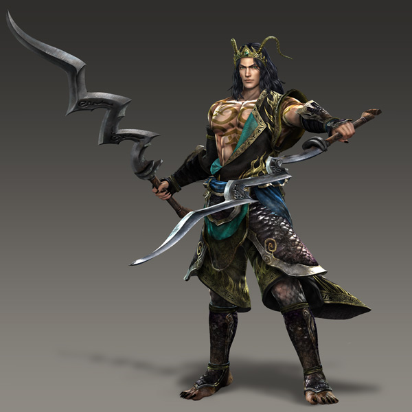 Warriors Orochi 4 How To Change Characters: Image - Yinglong Costume (WO3U DLC).jpg