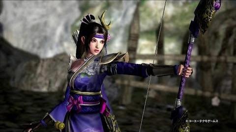 『戦国無双4』 稲姫