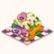 Porcini and Pansy Salad (TMR)