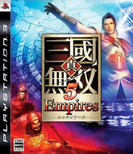 DW6 Empires JP Cover