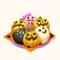 Halloween Torn Bread (TMR)