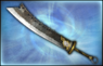 Nine-Ringed Blade - 3rd Weapon (DW8)